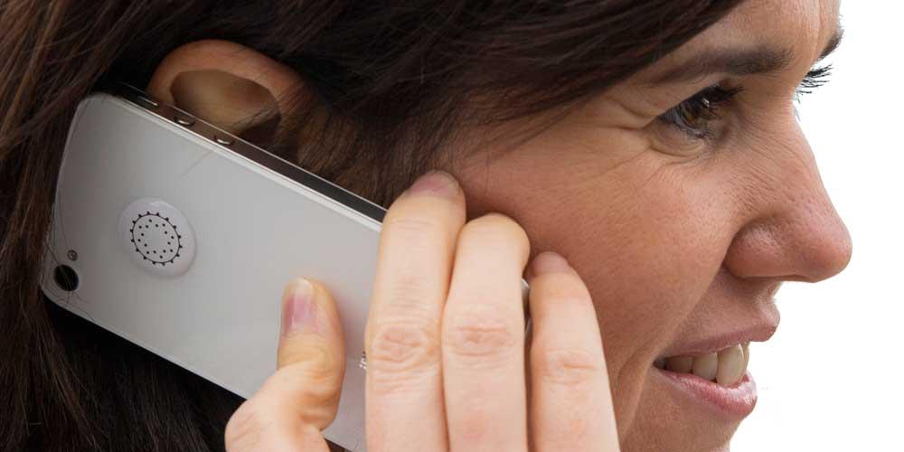 Penta Power Phone Tag stralingsbescherming op smartphone esmog gsm