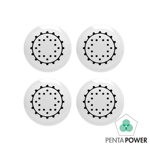 Penta Power Quatro Tag raises the energetic field in a specific surface area