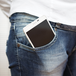 Penta Power tags, tip to avoid radiation: Don't keep your mobile phone in your pockets or on your body