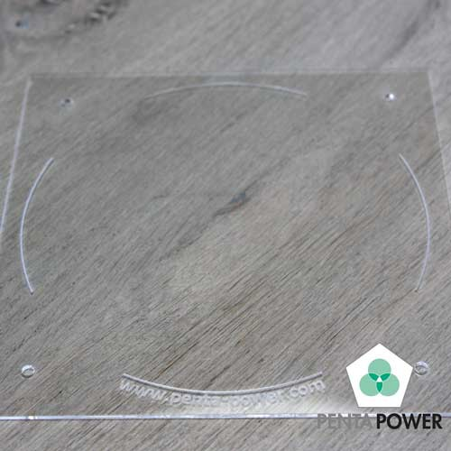 Penta-Power-plexi-Home-Tag