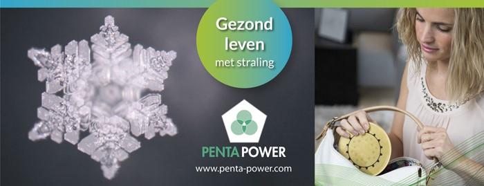 De Penta Power Tags transformeren de mogelijke schadelijke gevolgen van allerhande straling (o.a. wifi, gsm, 2G, 3G, 4G, 5G…) en versterken je eigen energieveld.